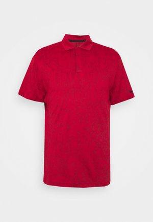 TIGER WOODS BLADE  - Koszulka polo - team red/gym red