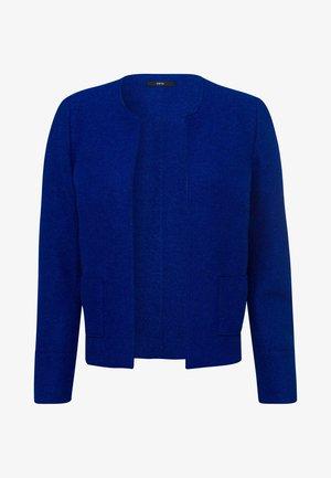 Cardigan - true blue