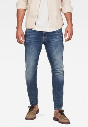 D-STAQ SKINNY - Jeans Skinny Fit - medium aged