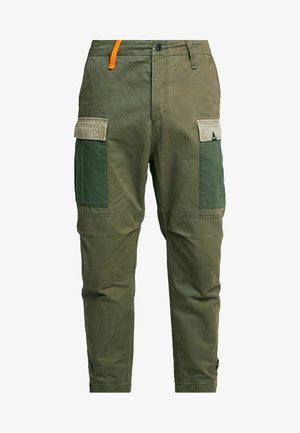 NATO PANT - Cargo trousers - army green