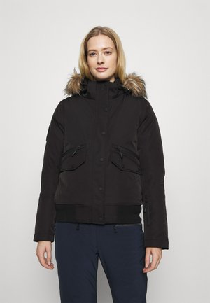 EVEREST SNOW - Chaqueta de esquí - black