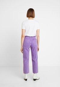 Neuw - EDIE - Jeans straight leg - purple - 2