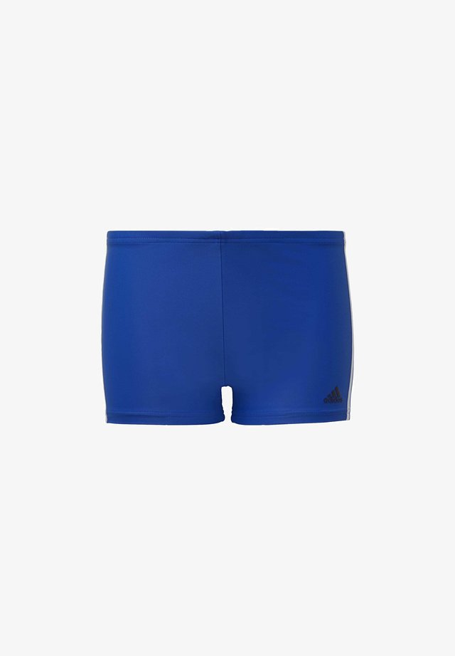 FIT 3 STRIPES PRIMEBLUE BOXER SWIM TRUNKS - Caleçon de bain - blue