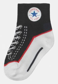 Converse - CHUCK QUARTER 3 PACK UNISEX  - Socks - enamel red - 1