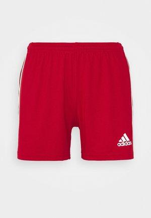 SQUADRA - Korte sportsbukser - team power red/white