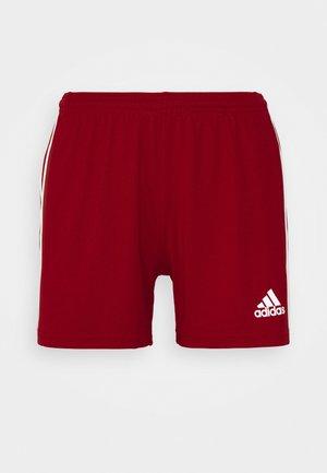 SQUADRA - Pantaloncini sportivi - team power red/white