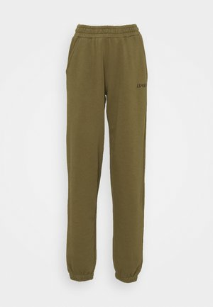 DOCTOR PANTS - Tracksuit bottoms - army