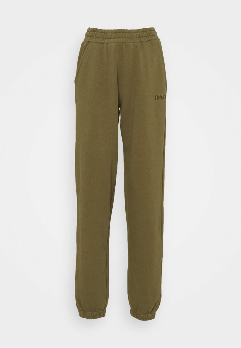 H2O Fagerholt - DOCTOR PANTS - Tracksuit bottoms - army