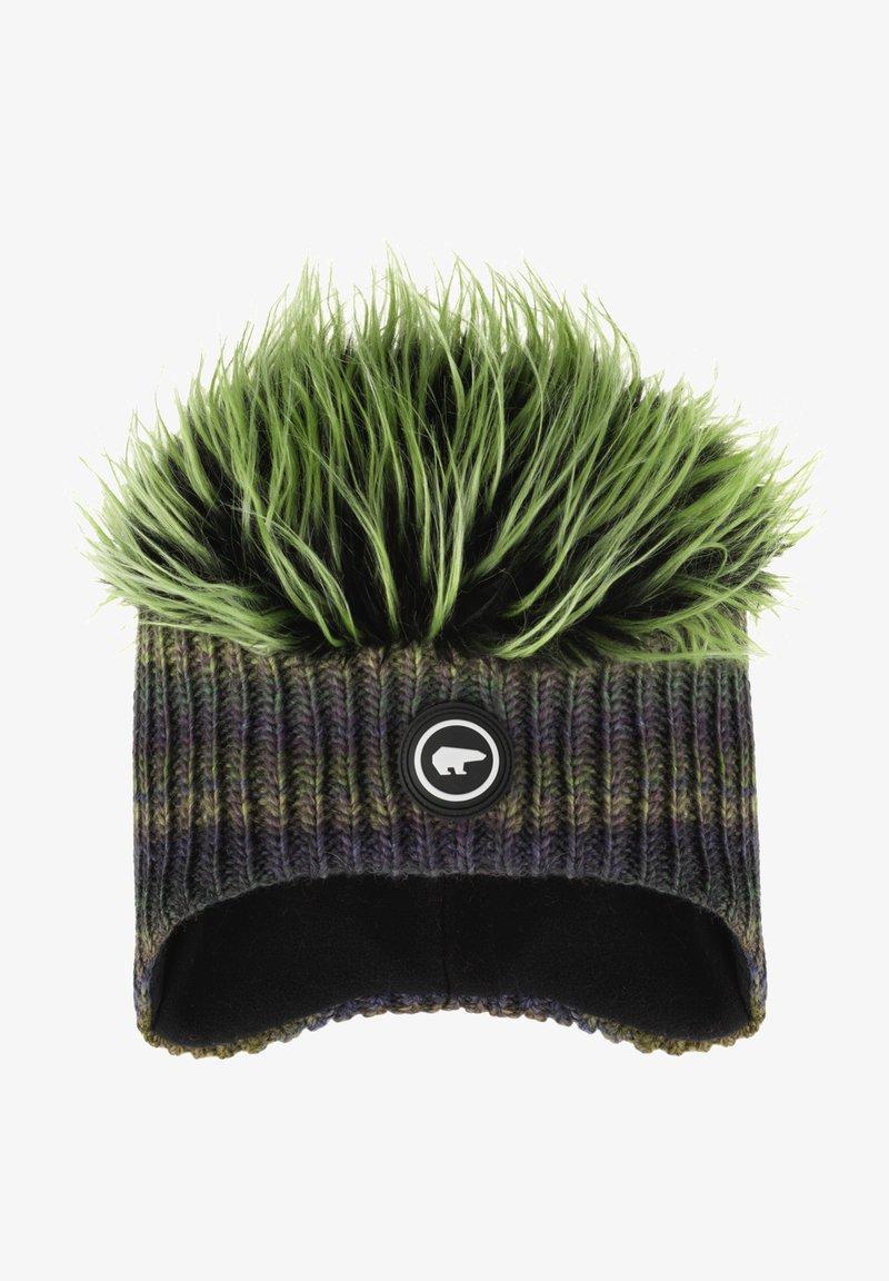 Eisbär - Mütze - dark green