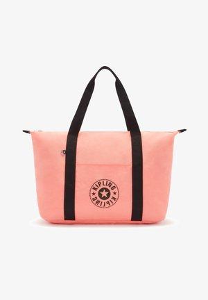 ART M LITE - Shopping bag - coral lite