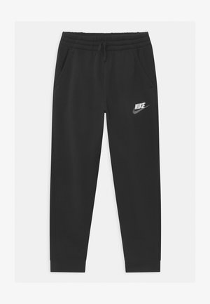 PLUS CLUB - Pantalones deportivos - black