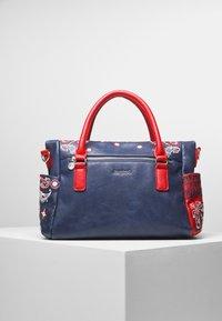Desigual - EXPLOSIVE LOVERTY - Handbag - blue - 2