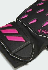 adidas Performance - PREDATOR  - Maalivahdin hanskat - black - 2