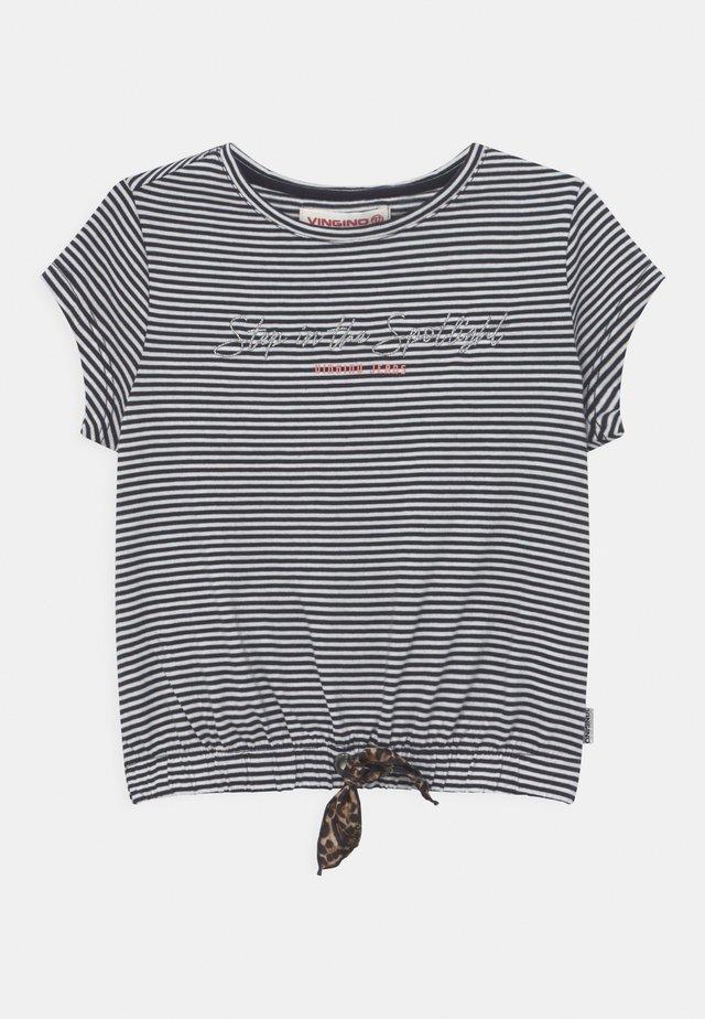 HARLIE - T-shirts print - black