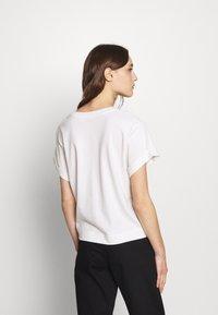 Carin Wester - STORM - T-shirt basique - snowwhite - 2