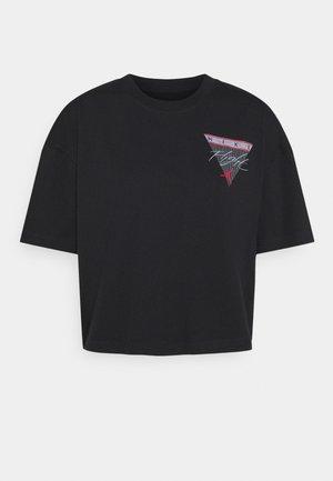 ESSEN TEE - Print T-shirt - black