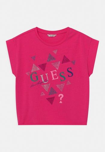 JUNIOR MIDI  - T-shirts print - jealous pink