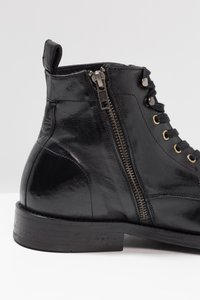Hudson London - Lace-up ankle boots - black - 5