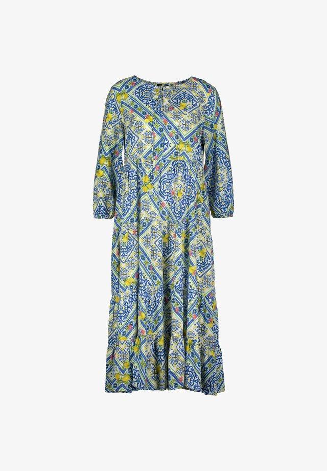 3/4-ARM  - Day dress - blau