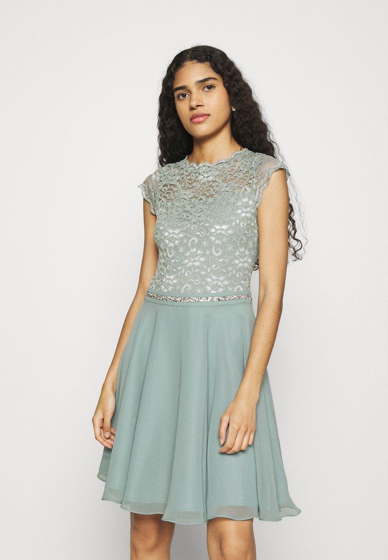 Swing - Cocktail dress / Party dress - pistazie