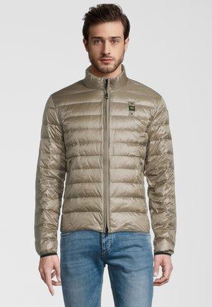 Down jacket - oliv