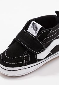 Vans - SK8 - Scarpe neonato - black/true white - 2