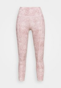 LIFESTYLE POCKET - Tights - dusty rose