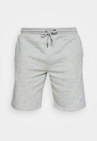 CROSBY - Short - grey marl/white