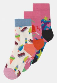 Happy Socks - PARTY 3 PACK - Sokken - multicoloured - 0