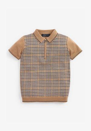 HERITAGE  - Polo shirt - brown