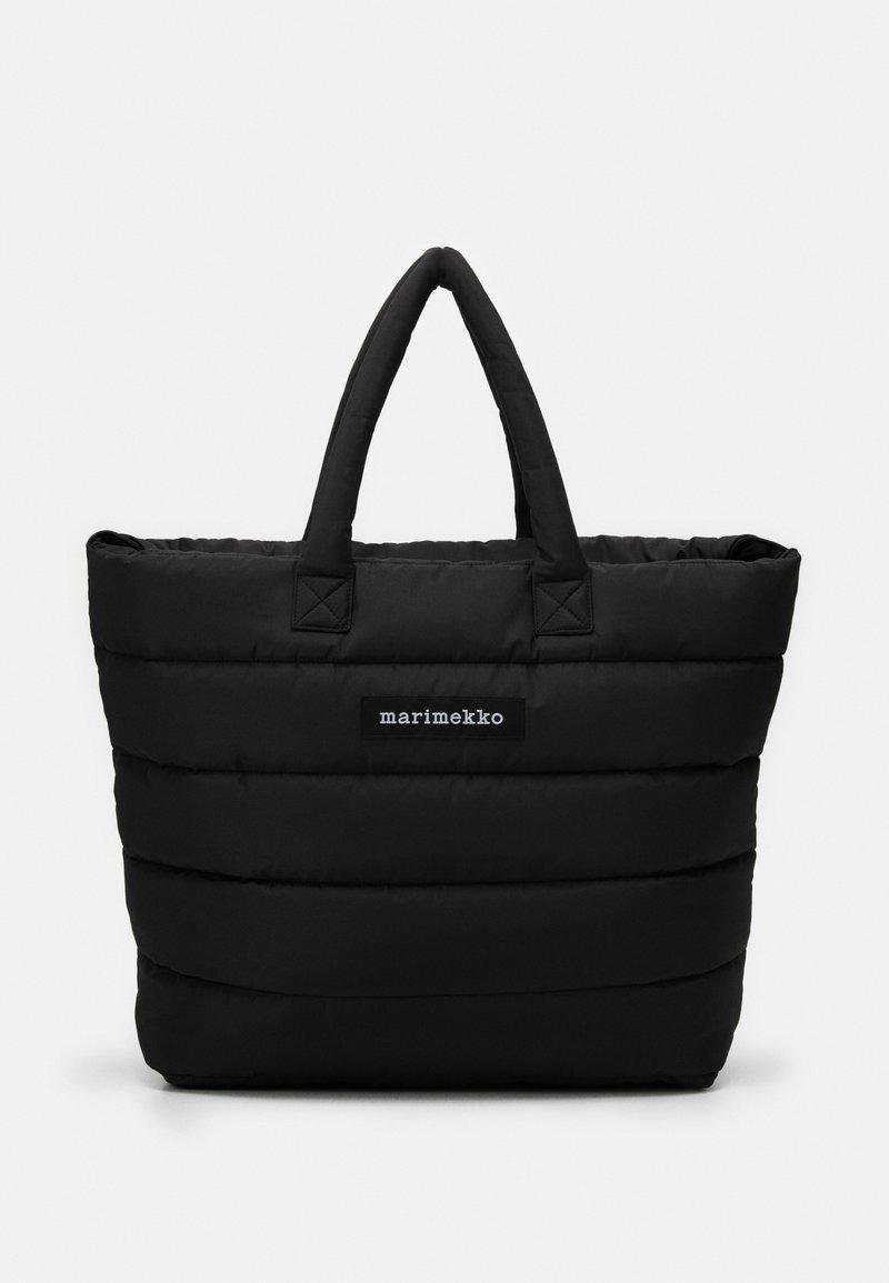 Marimekko - ISO MILLA BAG - Shopping bag - black
