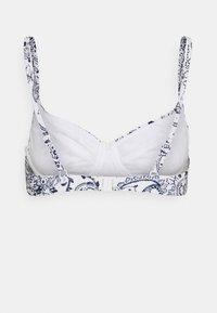 Hunkemöller - PAISLEY - Bikini top - snow white - 1