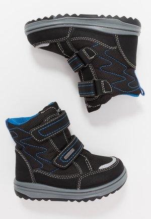 Winter boots - black/lagoon