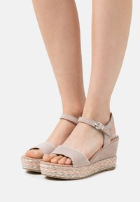 Marco Tozzi - BY GUIDO MARIA KRETSCHMER - High heeled sandals - nude - 0