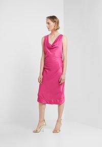 Vivienne Westwood Anglomania - VIRGINIA DRESS - Cocktail dress / Party dress - fuschia - 1
