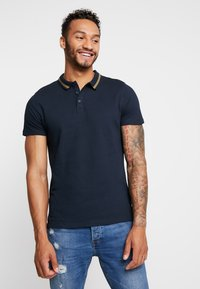 New Look - PETE - Polo shirt - navy - 0