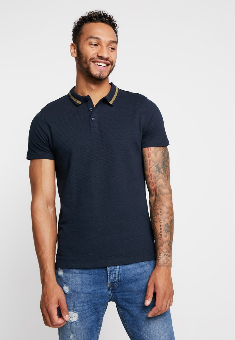 New Look - PETE - Polo shirt - navy