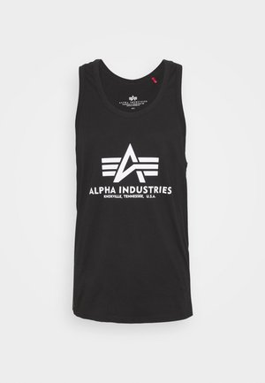 BASIC TANK - Top - black
