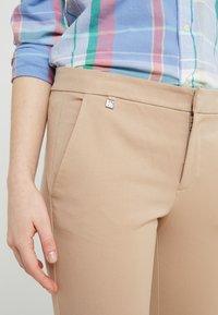 Lauren Ralph Lauren - LYCETTE PANT - Trousers - birch tan - 5
