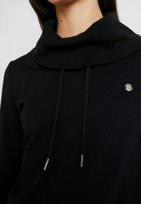 Ragwear - LAURRA - Korte jurk - black - 6