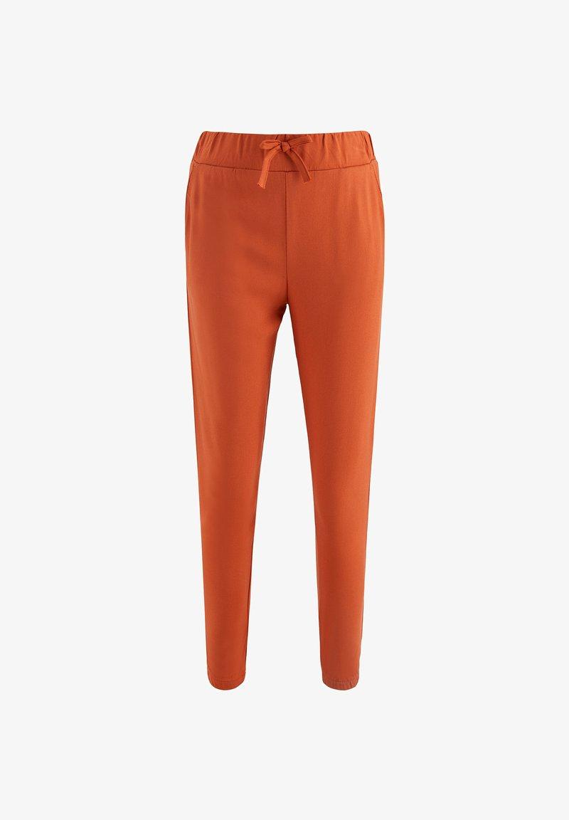 DeFacto - Tracksuit bottoms - orange
