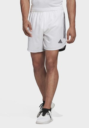 CONDIVO 20 PRIMEGREEN SHORTS - Sports shorts - white