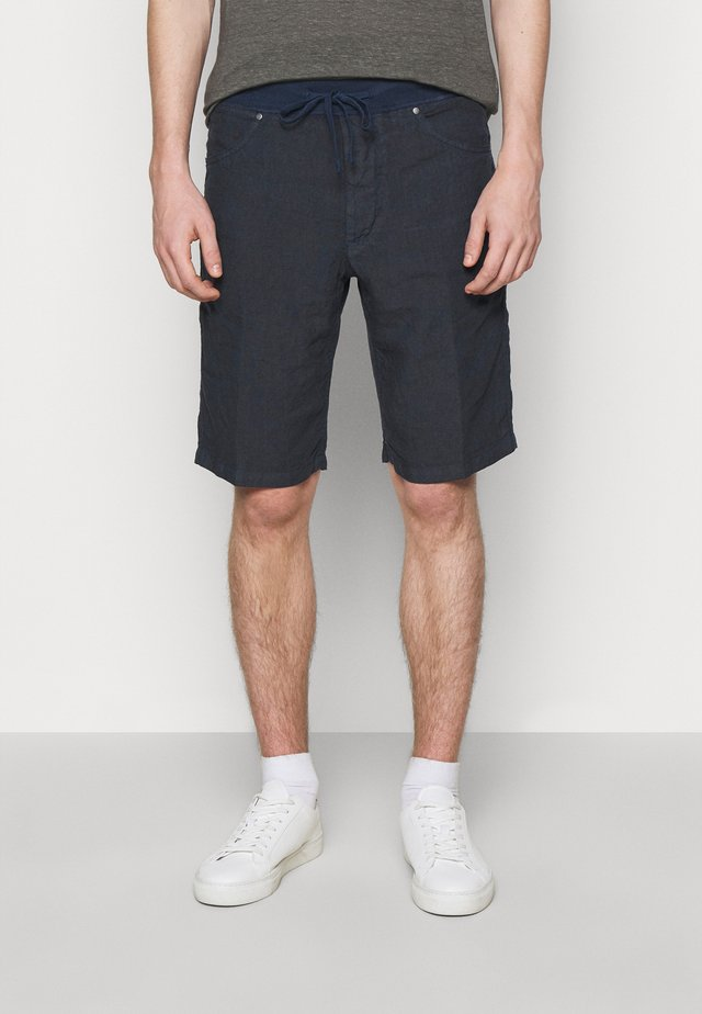 Shorts - blue navy