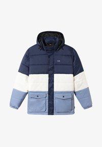 Vans - MN BURNS MTE - Winter jacket - drsbls/antiquewht/infnty - 4