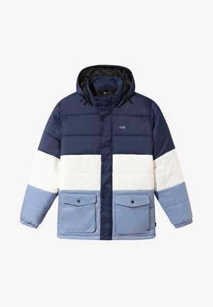 MN BURNS MTE - Winter jacket - drsbls/antiquewht/infnty