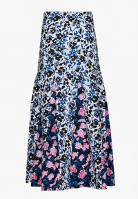 Lost Ink - MIX PRINT SKIRT - A-line skirt - multi - 1
