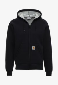 Carhartt WIP - CAR-LUX HOODED - Zip-up hoodie - dark navy/grey - 4