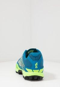 Inov-8 - X-TALON 255 - Trail running shoes - blue/green - 3