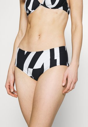LIDO BEACH - Bikini-Hose - black