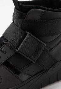 HUGO - MADISON - Sneakers alte - black - 5